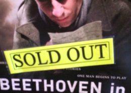 Beethoven in Stalingrad, Edinburgh Festival Fringe.