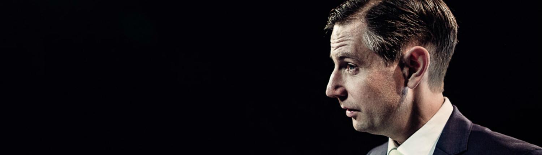 Jesper Arin. Photo: Peter Lloyd