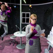 Steve och Hetty i Regnar det på Mars med Mittiprickteatern