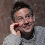 Porträttbild Jesper Arin av Magnus Aronsson