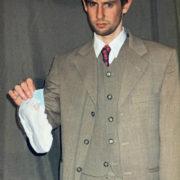 Föreställningsbild 2000 Adams dagbok