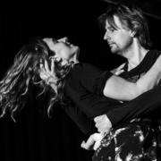 Vanja Godée och Jesper Arin / BOY / Photo: Stef Stessel